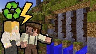 EPICKA ELEKTROWNIA! - Minecraft EWO