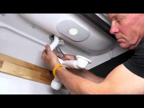 Badkamers: hoe installeer je een wasbak combinatie? | IKEA Helpt