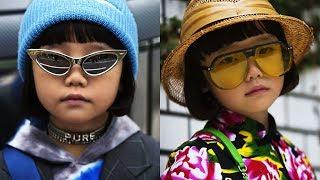 Как 7-летняя ДЕВОЧКА стала ЗВЕЗДОЙ ИНСТАГРАМА и ИКОНОЙ СТИЛЯ в Японии!