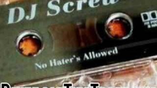 2pac - just like daddy - DJ Screw-No Haters Allowed (Re