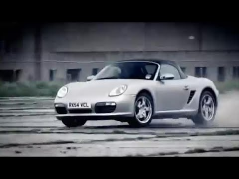 Porsche Boxster vs Army Challenge pt 1 – Top Gear – Series 6 – BBC