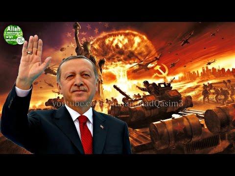 أردوغان قد يدعي انه الامام المهدى، الخلافة العثمانية في تركيا | ظهورالمسيح الدجال، المهدى المنتظر