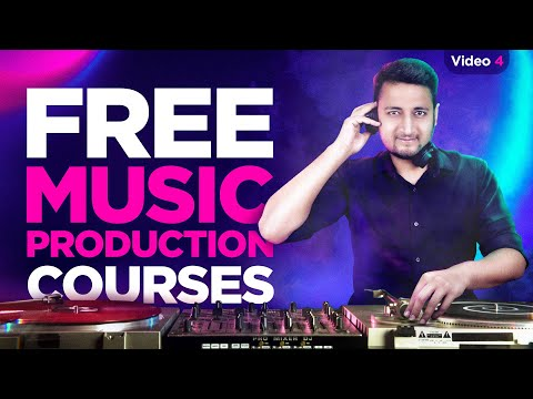 🔥Free Music Production Courses 🔥| Complete Details |  Music Production for Beginners
