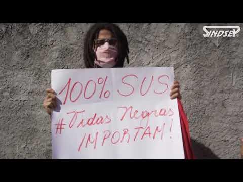 Sindsep em ato que exige a reabertura do Hospital Vasco da Gama (Brás/Mooca)