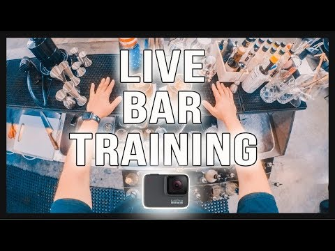 Live Bar Training