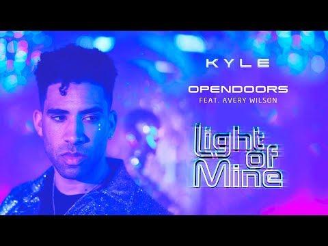"""KYLE – """"OpenDoors"""" feat. Avery Wilson"""