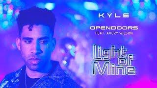 """Video thumbnail of """"KYLE - OpenDoors feat. Avery Wilson [Audio]"""""""