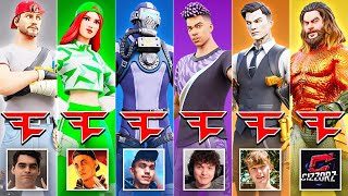 FORTNITE ZONE WARS with the FAZE HOUSE