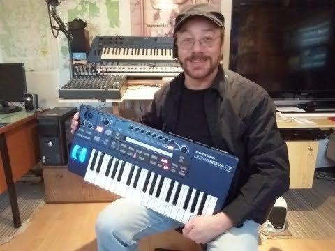 Canis Minoris - Novation UltraNova Synthesizer