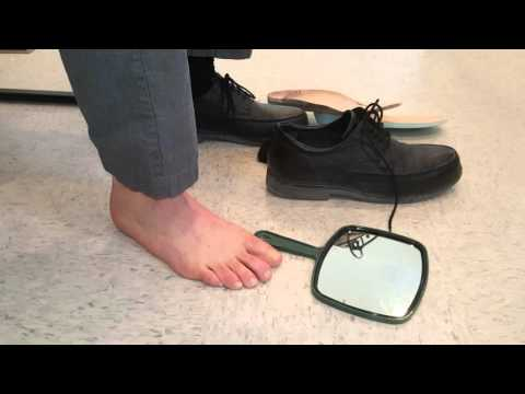 Diabetic Feet Inspection