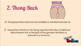 Bikini bottoms...Which Style Is Right For You?