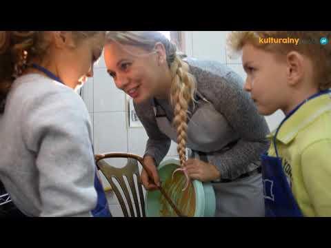 Malinowa kuchnia malucha ROK Zator