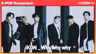 K-POP Koreanisch #23 - Why why why von iKON