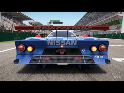 Project CARS 2 - Nissan R390 GT1 1998 - Test Drive Gameplay (HD) [1080p60FPS]