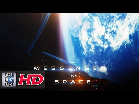 """CGI VFX Proof of Concept: """"The Messenger from Space"""" – by Abhimanyu Tanwar"""
