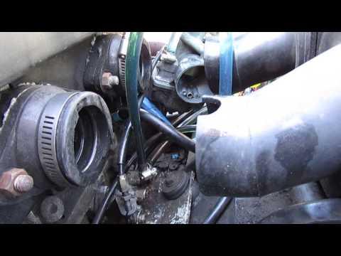 St Oil Change Kawasaki  Hp
