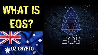 EOS:  What Is EOS?
