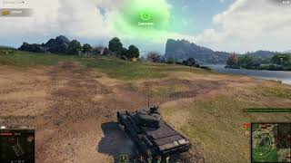 World of Tanks 2018. Бой Т-44.