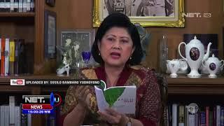 "Kenangan Ibu Ani Membacakan Puisi ""Membasuh Hati"" Karya Pak SBY"