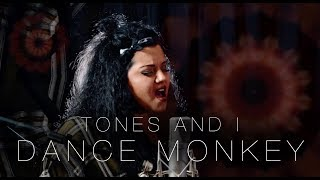 TONES AND I   DANCE MONKEY (Arianna Palazzetti COVER)