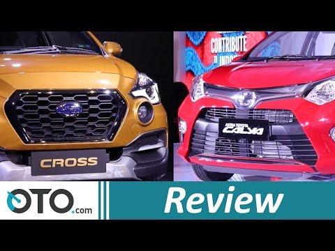 Datsun Cross | Review | Bagus Mana Dengan Toyota Calya | OTO.com