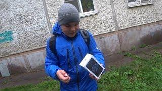 ОТДАЛ ШКОЛЬНИКУ IPHONE 7! ЖЕСТЬ! ОТДАЛ IPHONE СЛУЧАЙНОМУ ПРОХОЖЕМУ!!!!!