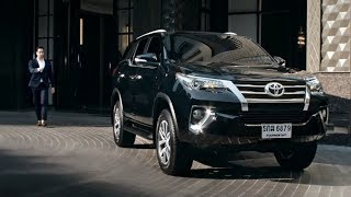2019 Toyota Fortuner Suv: All-New Toyota Fortuner Experience