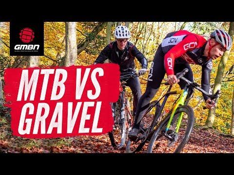 Mountain Bike Vs Gravel Bike | Can Roadies & Mountain Bikers Ride Together?