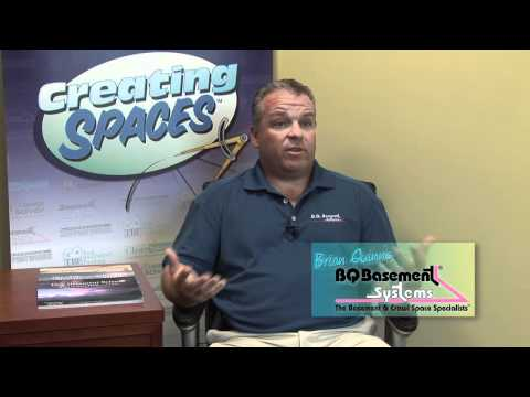 Brian Quinn talks about Basement Humidity in Philadelphia