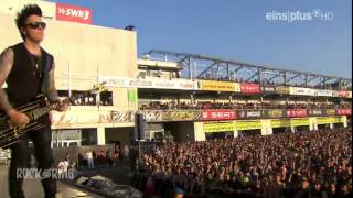 Avenged Sevenfold - Hail to the king (Rock am Ring 2014)