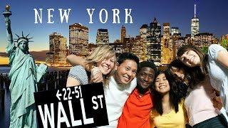 НЬЮ ЙОРК | ГОРОДА МИРА