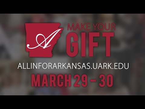 All in For Arkansas - 2017