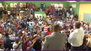preview picture of video 'RECORRIDO EN LA PROVINCIA DE AZUA 23-11-2014'