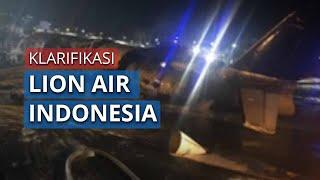BREAKING NEWS: Pesawat Carter Terbakar dan Meledak di Filipina, Lion Air Bantah Pesawatnya Jatuh