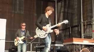 preview picture of video 'Gregor Hilden & Band - Warendorf 07.09.2014'