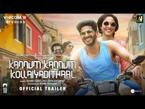 Kannum Kannum Kollai Adithaal - Movie Trailer Image