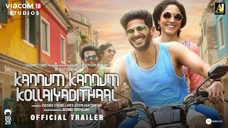 Kannum Kannum Kollaiyadithaal - Official Trailer
