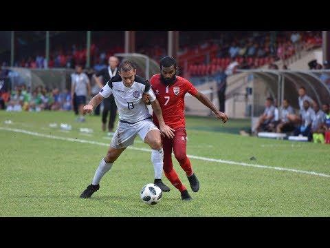 Мальдивы - Гуам 3:1. Видеообзор матча 19.11.2019. Видео голов и опасных моментов игры