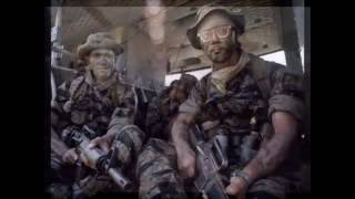 173rd Airborne LRRP Ranger & Attack Helicopter Crews