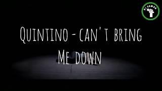 Quintino - Can't Bring Me Down | Ringtone | Remix | EDM | DJSAMAR |