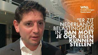 Paternotte (D66) vreest dat Nederlands coronamedicijn door Amerika wordt geclaimd