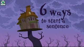 Writing Strategies | 6 Ways to Start a Sentence | Sentence Structure | Learn to Write