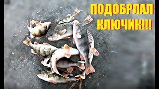 ЭТА ФИШКА СДЕЛАЛА ВСЮ РЫБАЛКУ!!! Первый лед. Зимняя рыбалка 2018