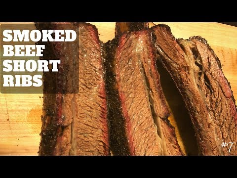 Download Beef Short Ribs Smoked On A Yoder Ys640 How To