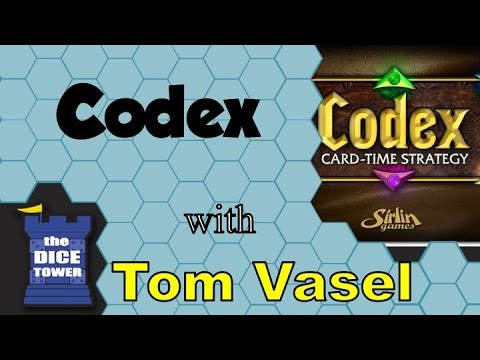 Play Codex: Card-Time Strategy Online | Tabletopia