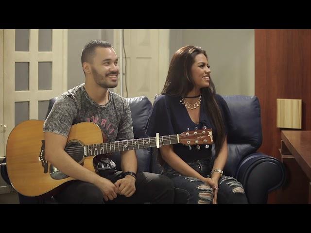 Os cantores Bruno César e Beatriz Leal se juntaram ao Conexão para falar um pouco de musica no AM