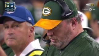 Dallas Cowboys vs. Green Bay Packers - Playoffs 2017 letzte 2Minuten deutscher Kommentar