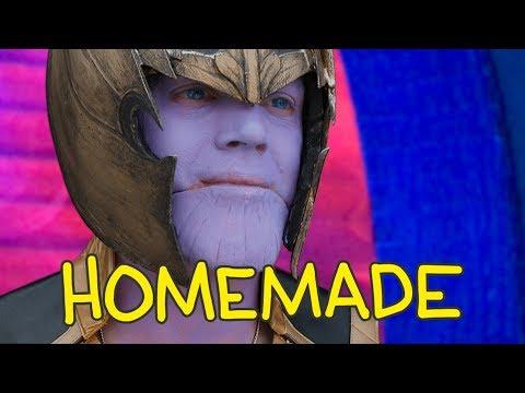 Homemade Infinity War @ Comic-Con!