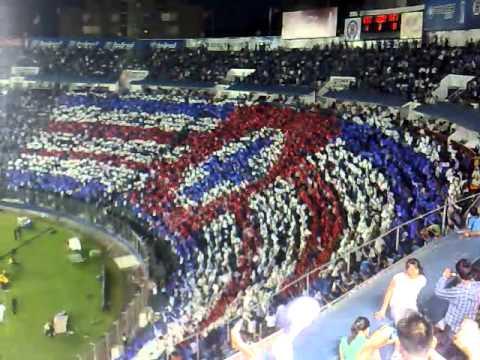 """""""LA SANGRE AZUL Y SU MAGICA NOCHE"""" Barra: La Sangre Azul • Club: Cruz Azul"""