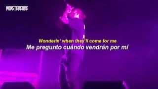 Post Malone - Paranoid (Español/Lyrics)